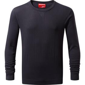 Craghoppers NosiLife Berkley Langærmet T-shirt Herrer, dark navy